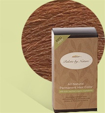 All natural  non-toxic PPD/PTD-free permanent hair color Medium Toffee Brown 5TO. Provides  warm toffee brown tones.Suitable for medium brown hair.