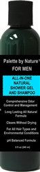 For Men All-in-One Natural Shower Gel and Shampoo