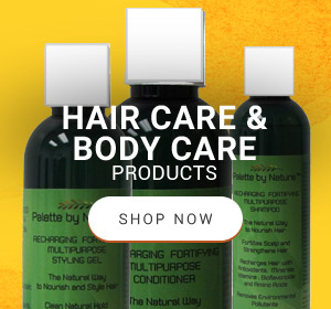 Hair care and body care products