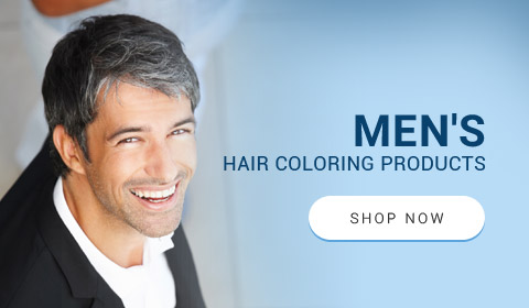 Mens hair coloring products